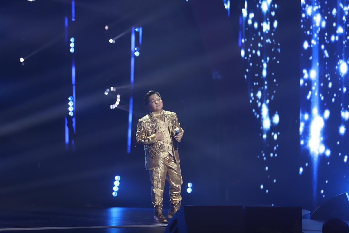 Концерт молодого талантливого певца Ержана Максим